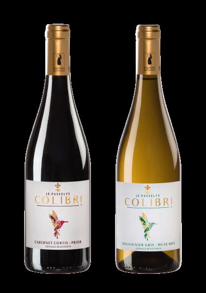 Colibri Resistant varietal wine