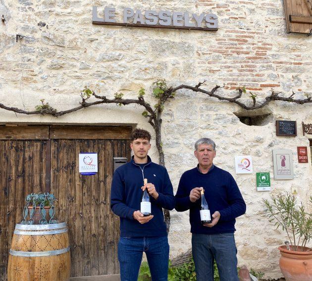 Thierry & Vincent Baudel - Passelys - Cahors